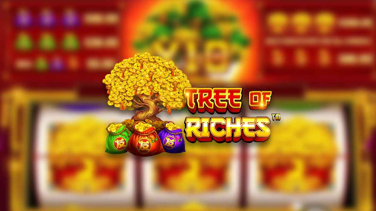 tree of riches slots racer