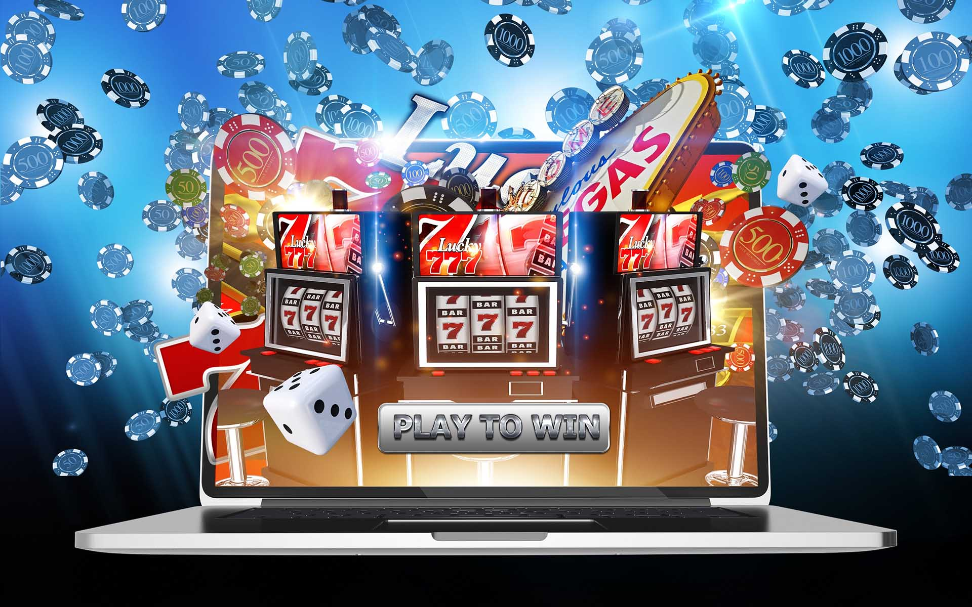 Video SLOTS ONLINE Cover
