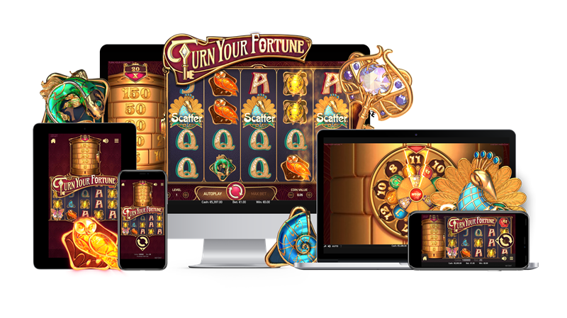 Turn Your Fortune Mobile Slots