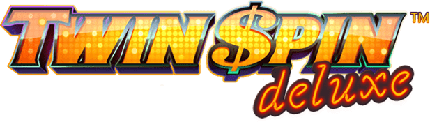 Twin Spin Deluxe Slot Logo Slots Racer