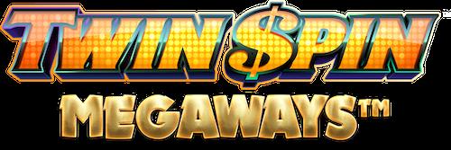 Twin Spin Megaways Slot Logo Slots Racer