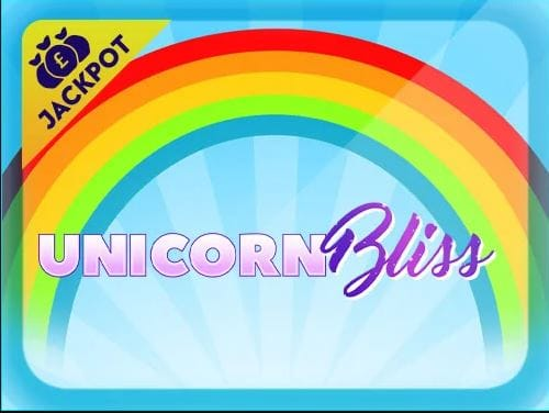 Unicorn Bliss Jackpot Slots Racer