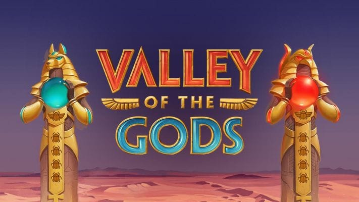 Valley of the Gods Slots Racer