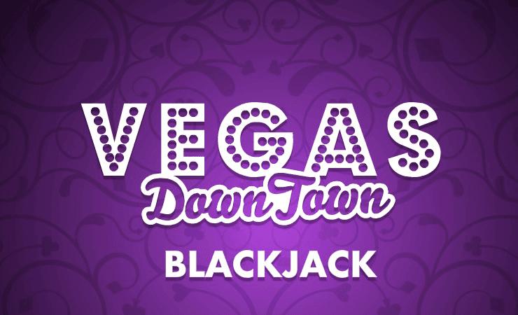 Vegas Downtown Blackjack Slots Racer