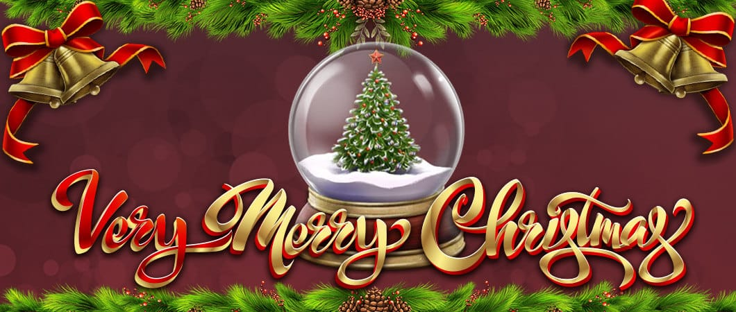 Very Merry Christmas Jackpot Slots Racer