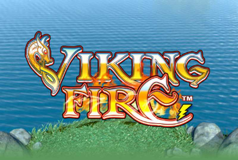 Viking Fire Slot Game logo