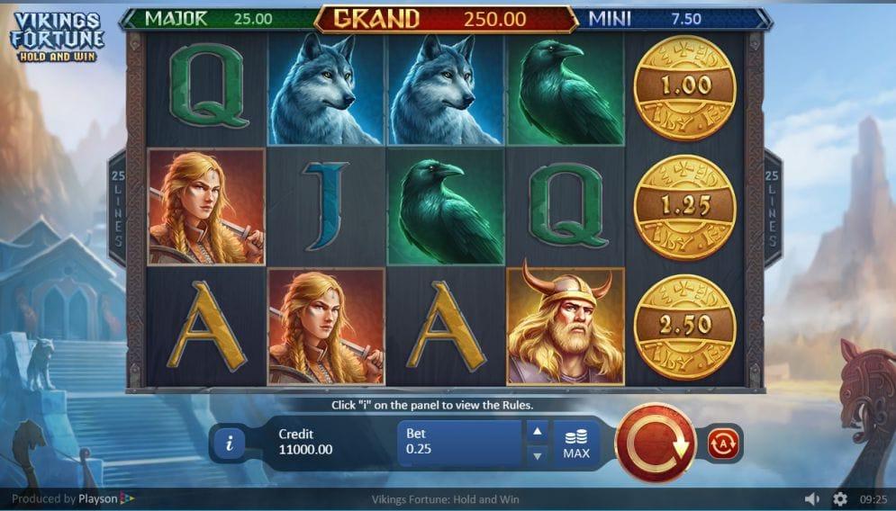 Vikings Fortune Free Slots