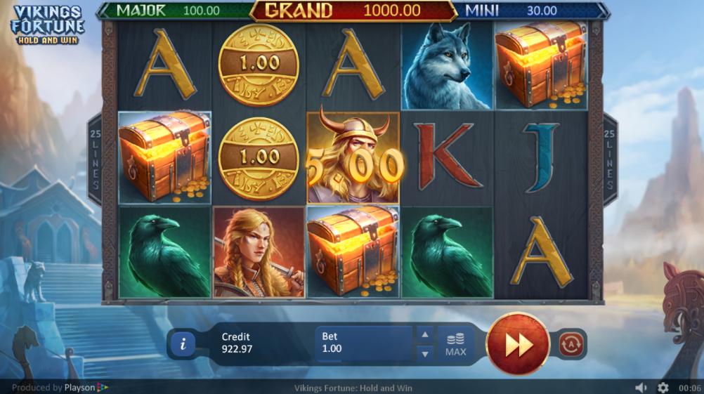 Vikings Fortune Slot Game