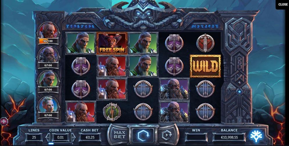 Vikings go to Hell Slots Online