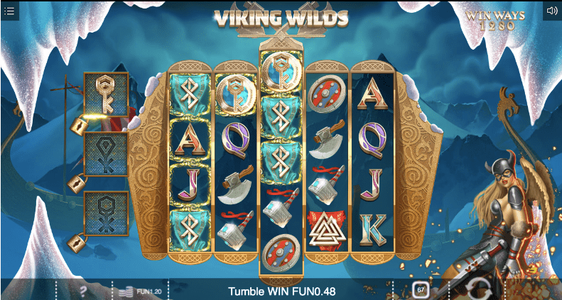 Viking Wilds Slots Online