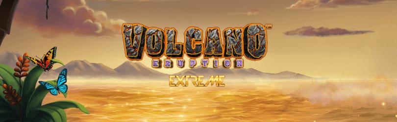Volcano Eruption Extreme Slot Slots Racer