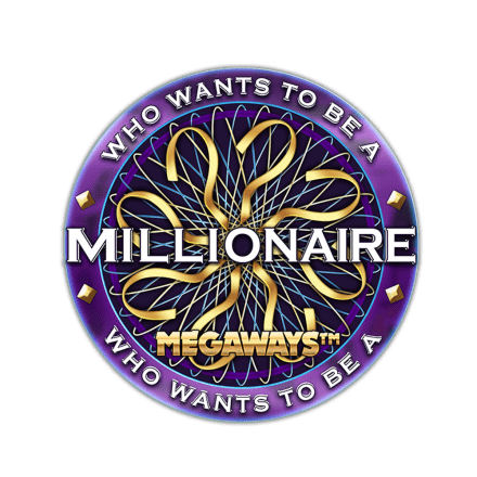 Who Wants To Be a Millionaire Slot Logo Slots Racer