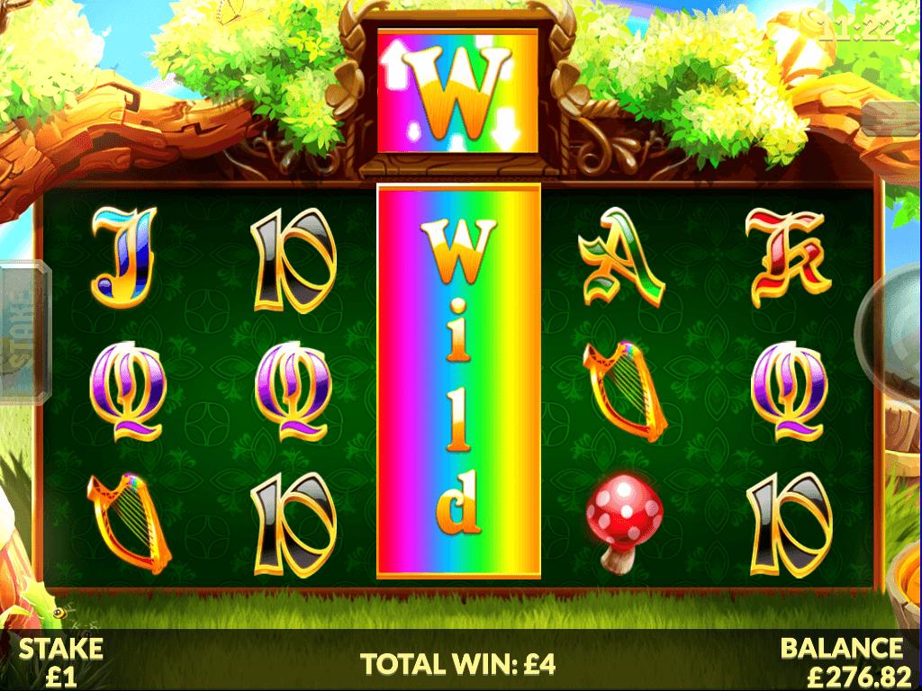 Wild Rover Slot Online
