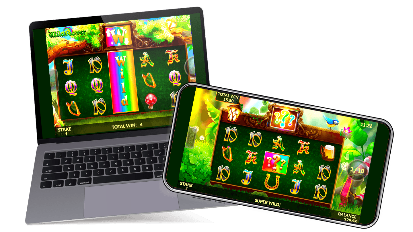 Wild Rover Mobile Slots